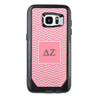 Delta Zeta | Chevron Pattern OtterBox Samsung Galaxy S7 Edge Case