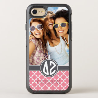Delta Zeta | Monogram and Photo OtterBox Symmetry iPhone 8/7 Case