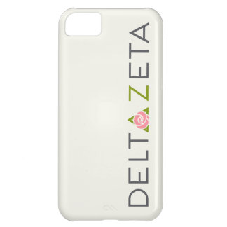 Delta Zeta Primary Logo iPhone 5C Cover