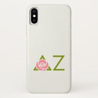 Delta Zeta Rose Icon Case-Mate iPhone Case