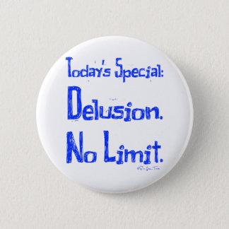 Delusion 2 Inch Round Button