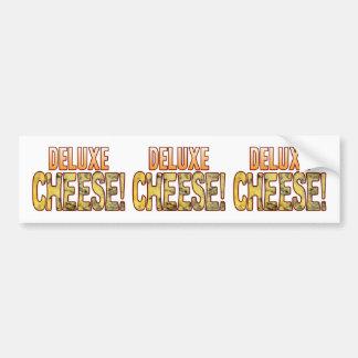 Deluxe Blue Cheese Bumper Sticker