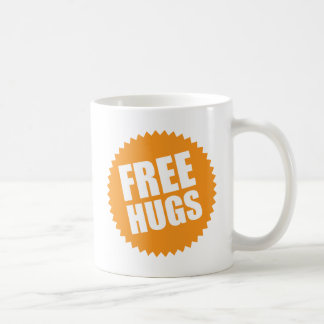 Deluxe Free Hugs Coffee Mug