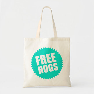 Deluxe Free Hugs Tote Bag