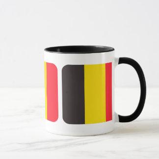 Deluxe koffiemok of Belgium Mug