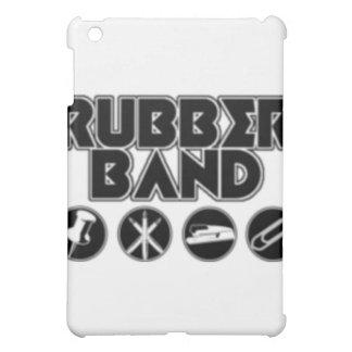 Deluxe Rubber Band Parody Logo iPad Mini Cases