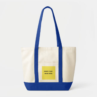 Deluxephotos Blank Impulse Tote Store Template Impulse Tote Bag