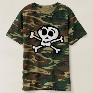 Dem Bones Camo shirt