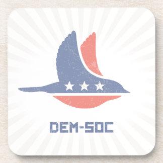 DEM-SOC COASTER