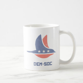DEM-SOC COFFEE MUG