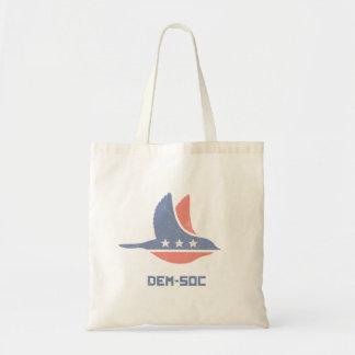 DEM-SOC TOTE BAG