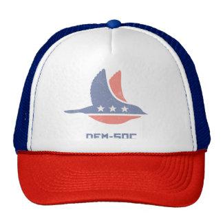 DEM-SOC TRUCKER HAT