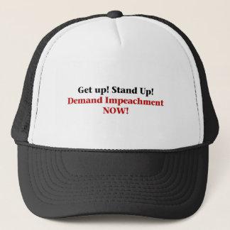 Demand Impeachment Now Trucker Hat