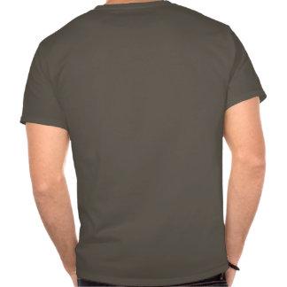 Demandez à votre docteur - obscurité - arrière seu t-shirts