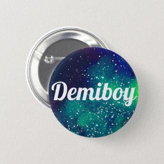 Demiboy Customizable Galaxy Identity 2 Inch Round Button