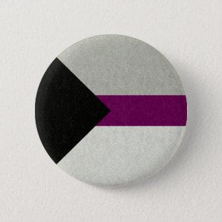 Demisexual Flag 2 Inch Round Button