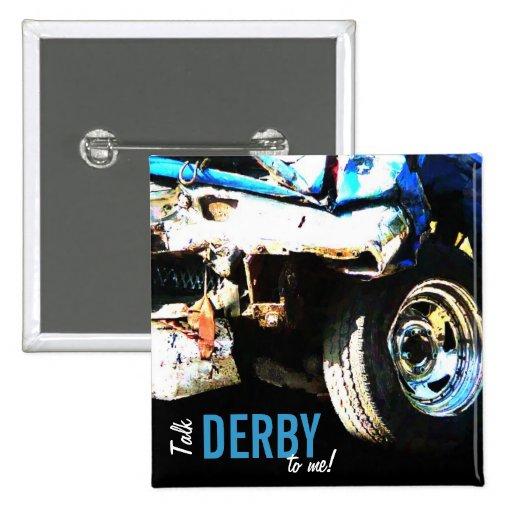 Demo Derby Car Button