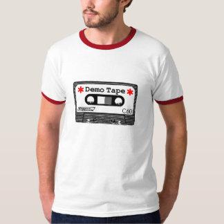 Demo Tape - Large Motif T-Shirt