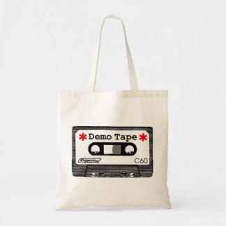 Demo Tape Tote Bag