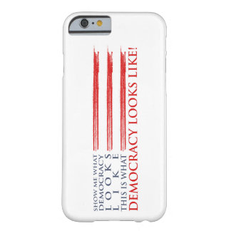 Democracy iPhone & Samsung Case