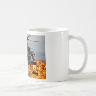 democracy is speaking coffee mug