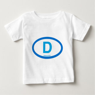 Democrat Baby T-Shirt