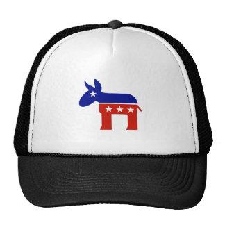 Democrat Donkey Gifts Trucker Hat