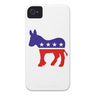 Democrat Donkey  iPhone 4 Barely There Case iPhone 4 Covers