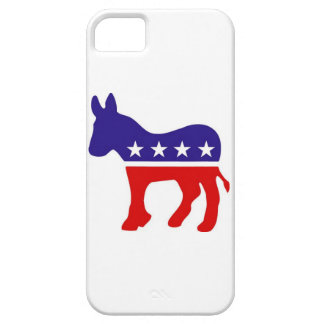 Democrat Donkey  iPhone 5 Barely There Case iPhone 5 Case