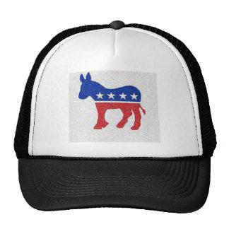 DEMOCRAT MESH HATS