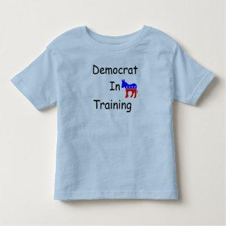 Democrat in Training T-shirt