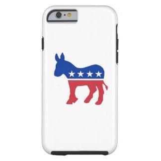 Democrat iPhone 6 case Tough iPhone 6 Case