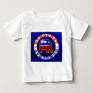 Democrat Party Personal Gifts/Election Merchandise Baby T-Shirt