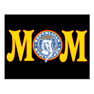 Democrat T-shirts and Gifts For Mom Postcard