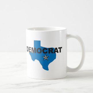 Democrat Texas Coffee Mug