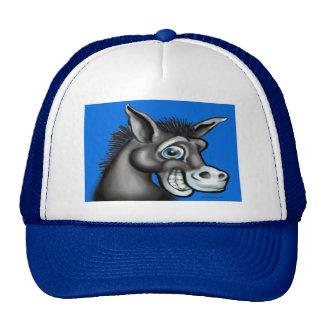 Democratic Donkey Trucker Hats