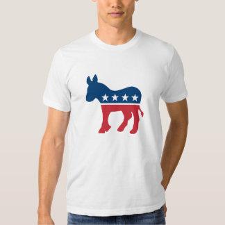 Democratic Donkey Tee Shirt