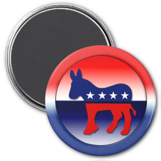 Democratic Party Symbol Magnet
