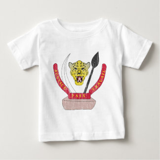Democratic Republic Of The Congo Coat Of Arms Baby T-Shirt