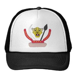 Democratic Republic Of The Congo Coat Of Arms Hats