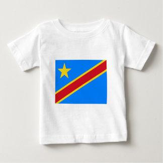 Democratic Republic Of The Congo Flag Baby T-Shirt
