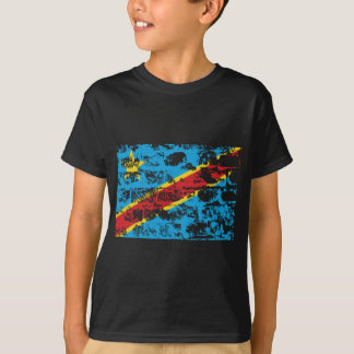 Democratic Republic of the Congo Flag T-Shirt
