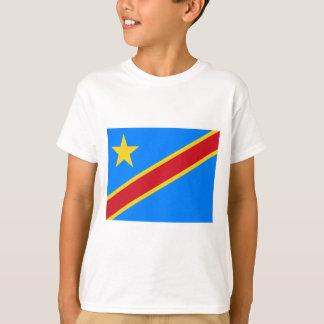 Democratic Republic Of The Congo Flag Tshirt