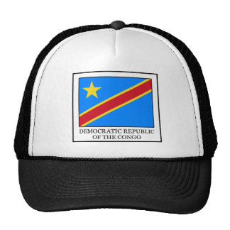 Democratic Republic of the Congo Trucker Hat