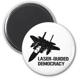 Démocratie/paix à guidage laser par la puissance d aimants pour réfrigérateur