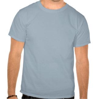 Démocratie/paix à guidage laser par la puissance d t-shirt