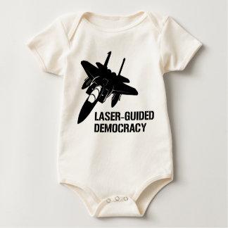 Démocratie/paix à guidage laser par la puissance bodies pour bébé