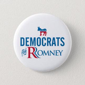 Democrats 2 Inch Round Button