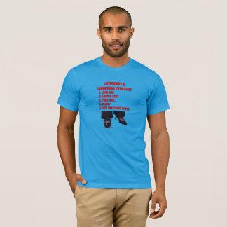 Democrat's Campaign Strategy - MBL-2 T-Shirt