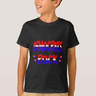 Democrats Rock T-Shirt